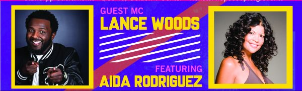 Stand Up Sacramento Comedy Showcase featuring Aida Rodriguez and Lance Woods 2