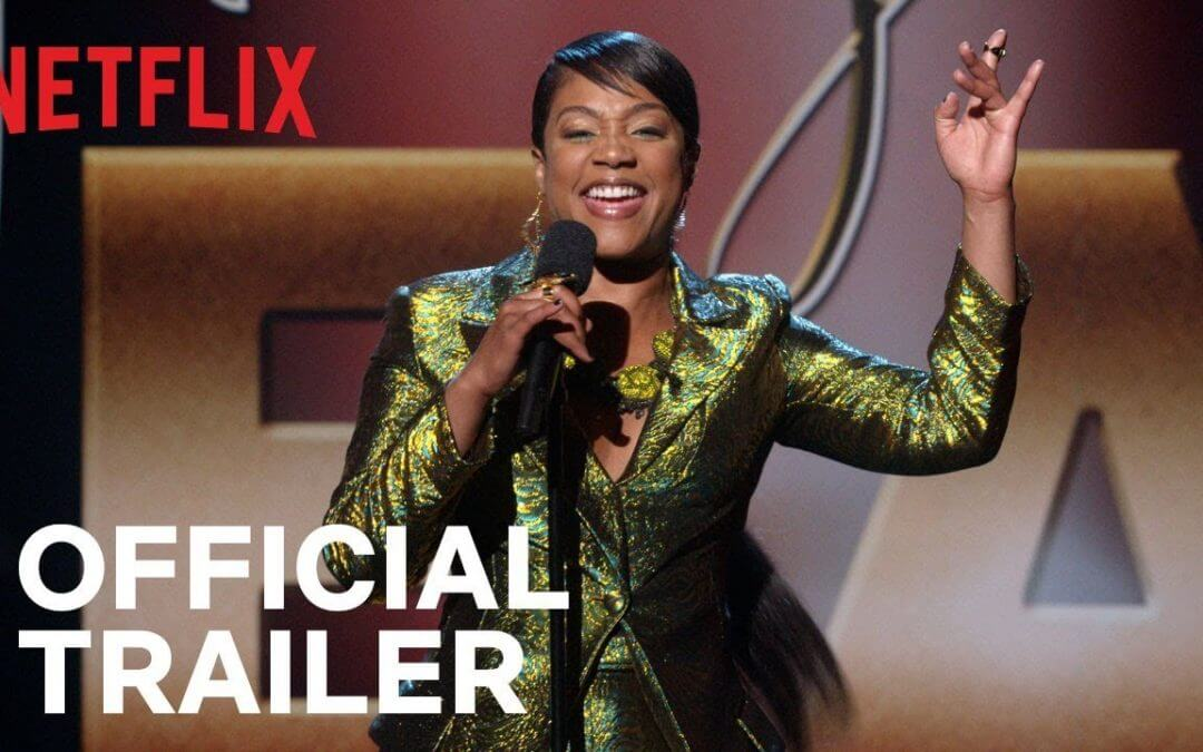 From Homeless to Stand Up Comedian, Tiffany Haddish got her own special on Netflix!