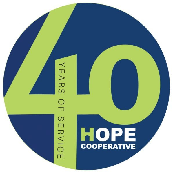 Hope Cooperative's 40th Anniversary, Virtual Stand Up Fundraiser 3